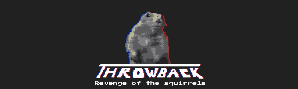Throwback: Revenge of the squirrels