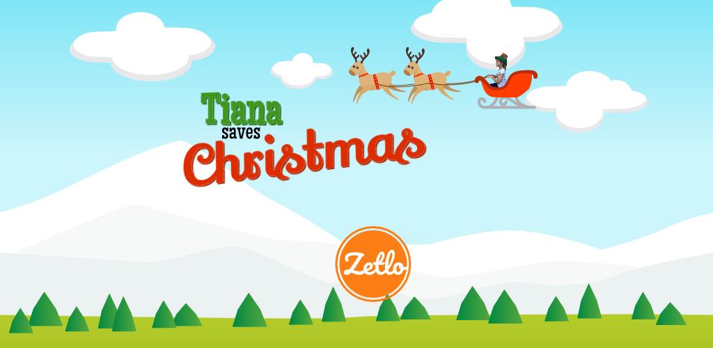 Tiana Saves Christmas