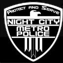 Red Ribbon Game: Night City Metro Police