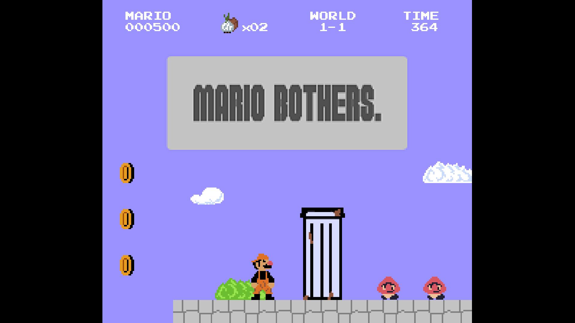Super Mario Bothers