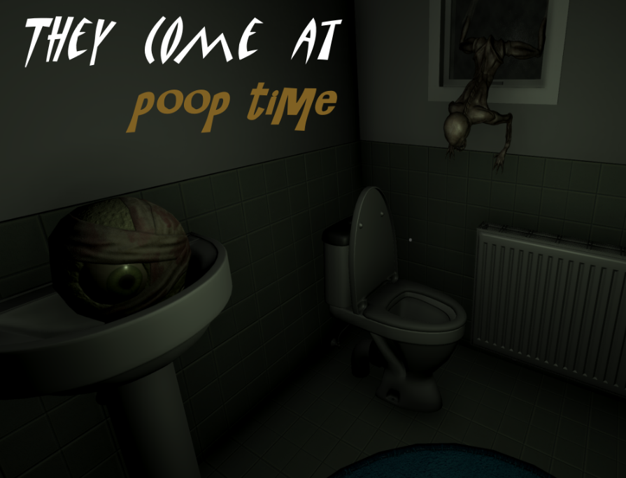 They Come At Poop Time