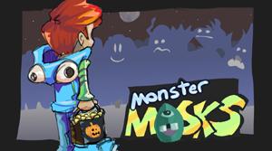 MONSTER MASKS
