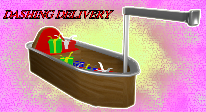 Dashing Delivery - LD40