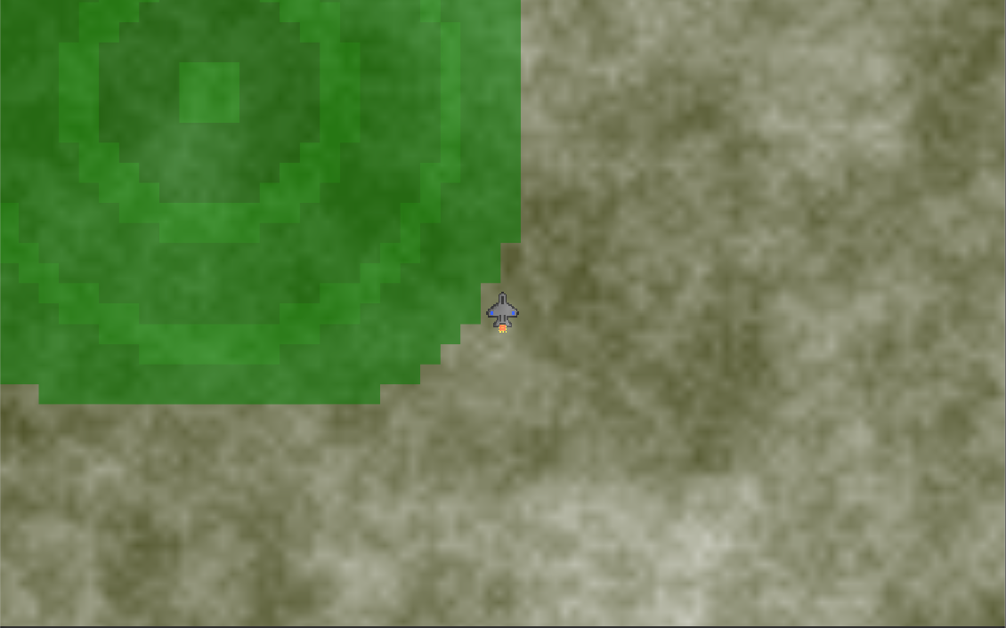 Pixel Plane: Lost