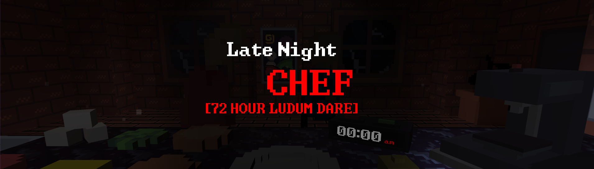 Late Night Chef [Ludum Dare Version]